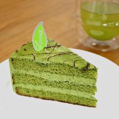 不二家洋菓子店で当社監修の抹茶ケーキが販売されました。